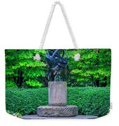 4387- Sculpture Weekender Tote Bag