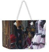 4399- Dress Up Weekender Tote Bag