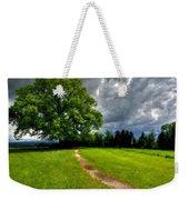 Landscape Print Weekender Tote Bag