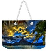 Landscape Light Weekender Tote Bag