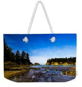 Sunset Bay Beach Weekender Tote Bag