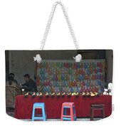 4520- Shooting Gallery Weekender Tote Bag