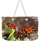 4529 - Butterfly Weekender Tote Bag