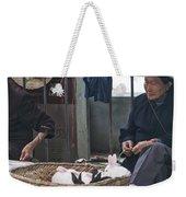4564- Rabbit Vender Weekender Tote Bag