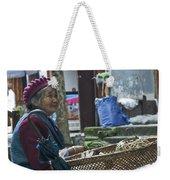 4566- Rabbit Vender Weekender Tote Bag