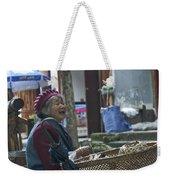 4567- Rabbit Vender Weekender Tote Bag