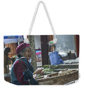 4569- Rabbit Vender Weekender Tote Bag