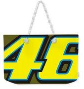 46 Ross Weekender Tote Bag