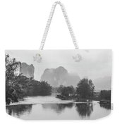 Yulong River Scenery Weekender Tote Bag