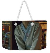 4625- Shop Girl Weekender Tote Bag