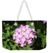 Australia - Pink Flowers Weekender Tote Bag