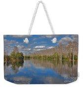 47- Everglades Serenity Weekender Tote Bag