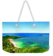 Landscape Lighting Weekender Tote Bag