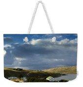 Landscape Oil Painting Weekender Tote Bag