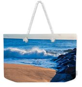 Landscape Oil Painting Weekender Tote Bag