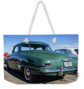 48 Studebaker Champion Weekender Tote Bag