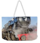 48624 Steam Locomotive Weekender Tote Bag