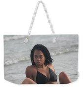Black Bikinis 49 Weekender Tote Bag