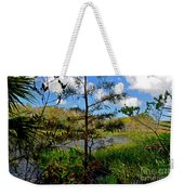 49- Florida Everglades Weekender Tote Bag