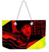 Paul Mccartney Collection Weekender Tote Bag