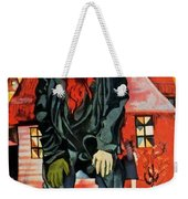 4dpictdfy Marc Chagall Weekender Tote Bag