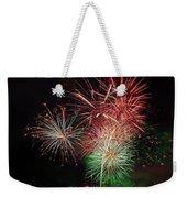 4th Of July Fireworks Display Portland Oregon Weekender Tote Bag