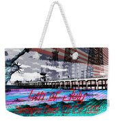 4th Of July Weekender Tote Bag