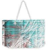 4x3.133-#rithmart Weekender Tote Bag