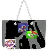 5-21-3057p Weekender Tote Bag