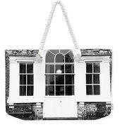 A Building Exterior  Weekender Tote Bag