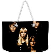Abba Collection Weekender Tote Bag