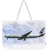 Air Canada Boeing 777 Art Weekender Tote Bag