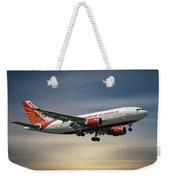 Air India Cargo Airbus A310-304 Weekender Tote Bag