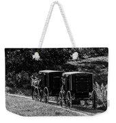 Amish Country Weekender Tote Bag