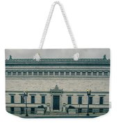Architecture And Buildings On Streets Of Washington Dc Weekender Tote Bag