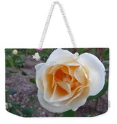 Australia - White Rose Flower Weekender Tote Bag