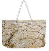 Badwater Basin Death Valley Salt Formations Weekender Tote Bag