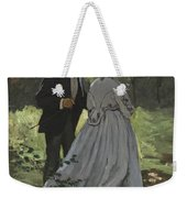 Bazille And Camille Weekender Tote Bag