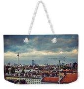 Berlin Skyline Weekender Tote Bag