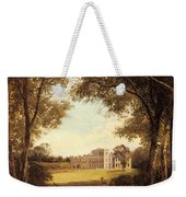 Boddington Henry John A View Of Norton Hall Henry John Boddington Weekender Tote Bag