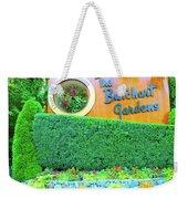 Butchart Gardens Weekender Tote Bag
