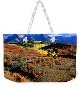 C S Landscape Weekender Tote Bag