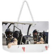 Camp Speicher, Iraq - U.s. Air Force Weekender Tote Bag