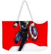 Captain America Collection Weekender Tote Bag