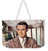 Cary Grant, Vintage Actor Weekender Tote Bag