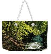 Cascadilla Gorge Falls Weekender Tote Bag