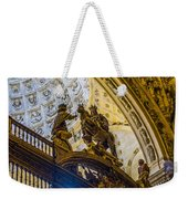 Cathedral Of Seville - Seville Spain Weekender Tote Bag