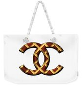 Chanel Style Png Weekender Tote Bag