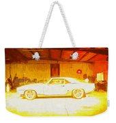 Chevrolet Camaro Weekender Tote Bag