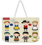 Children Of The Word Weekender Tote Bag